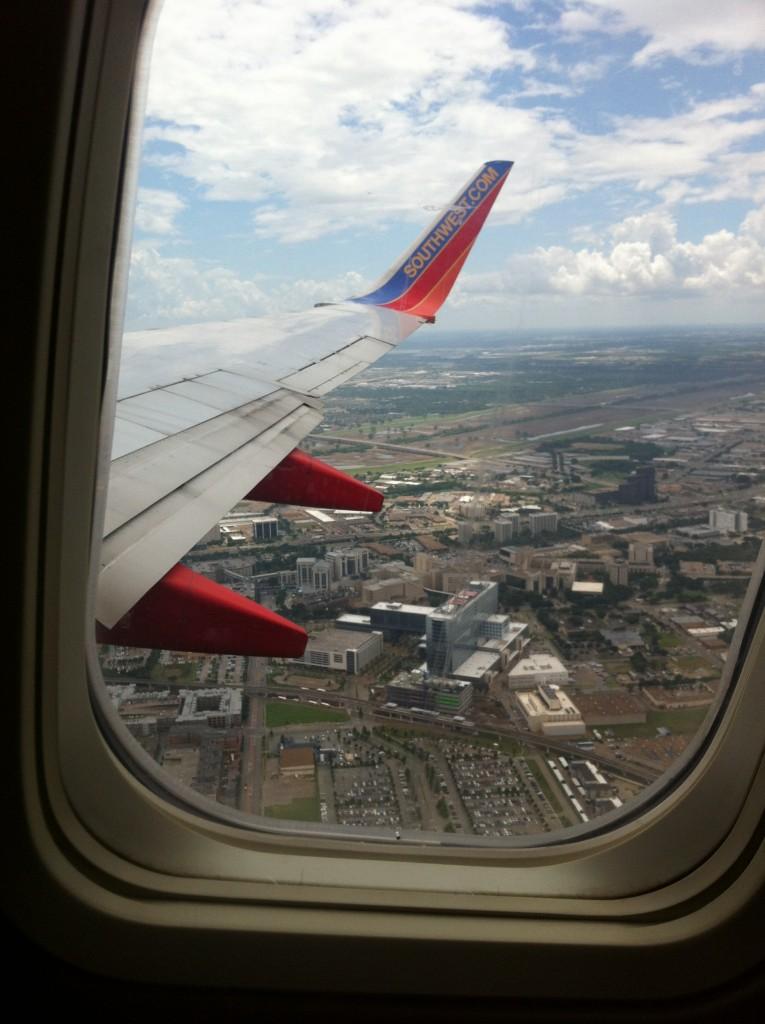 Bye bye Dallas! *tear*