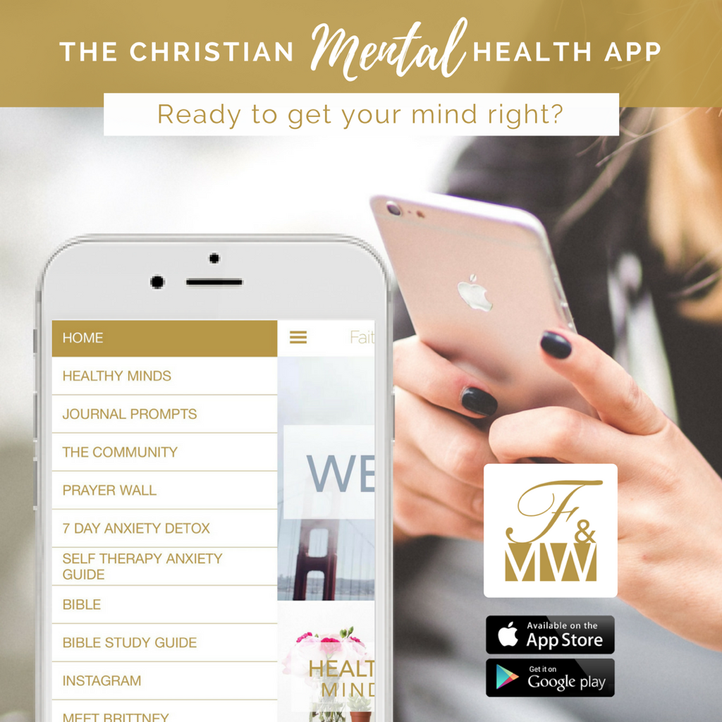 the Christian mental health app