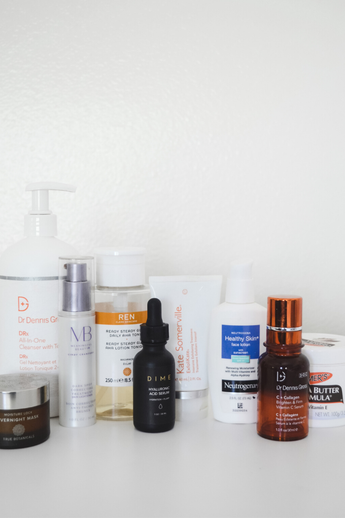 10 Daily SkinCare Products  That I'm Loving Right Now And How They Work